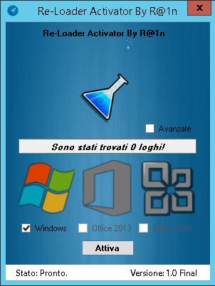 attivatore windows